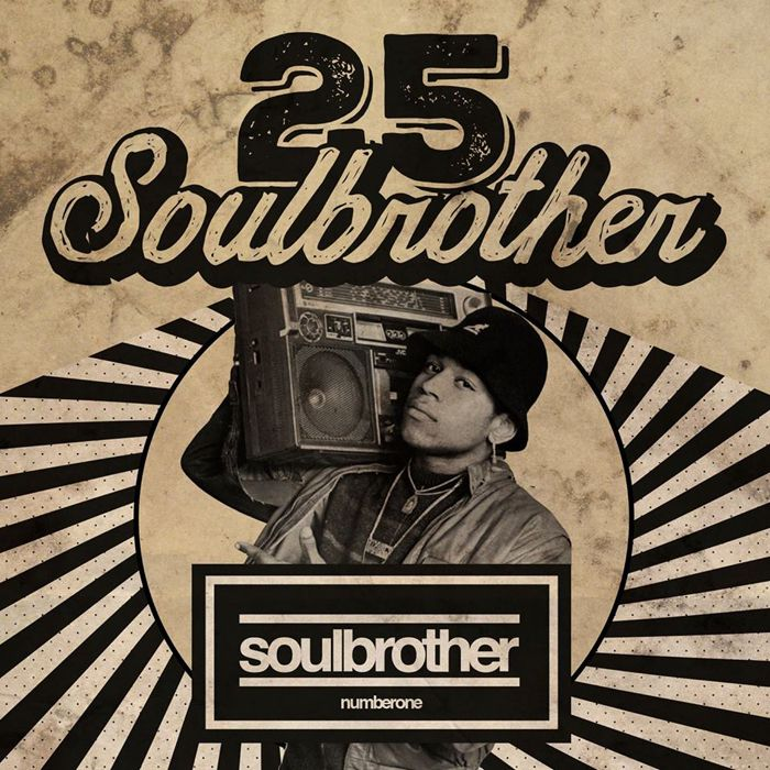 Soulbrother Number One  celebra 25 programas de radio